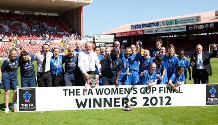 Club history - May 2012