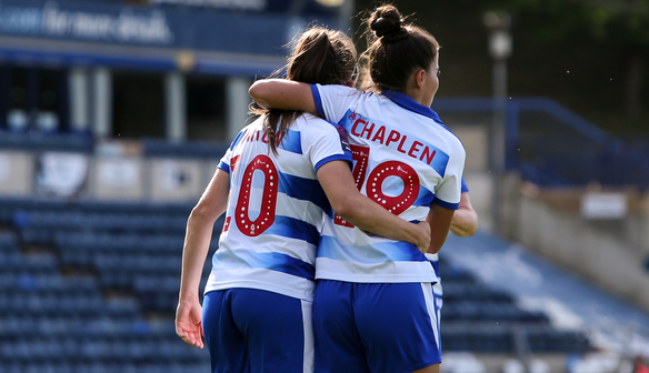 Gallery | Reading FC Women v Yeovil Town Ladies FC