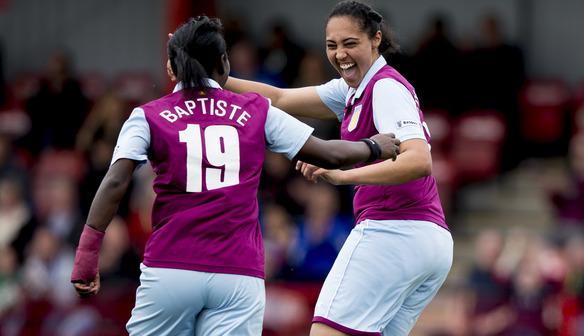 Match report: Villa Ladies 5-4 Durham Women