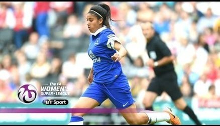 Bristol City Women 0-1 Everton Ladies | Goals & Highlights