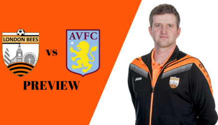 Preview | David Edmondson ahead of trip to Aston Villa Ladies