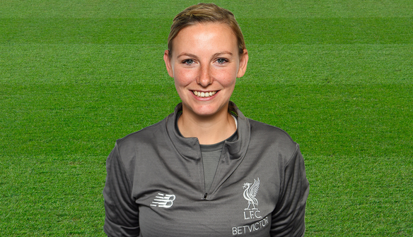 Vicky Jepson takes charge of the Reds for Brighton fixture