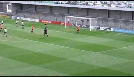 Goals | London Bees 1-2 Millwall Lionesses | 15/04/2017