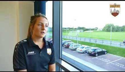 Interview | Becky Anderson on pre-season so far and the season ahead