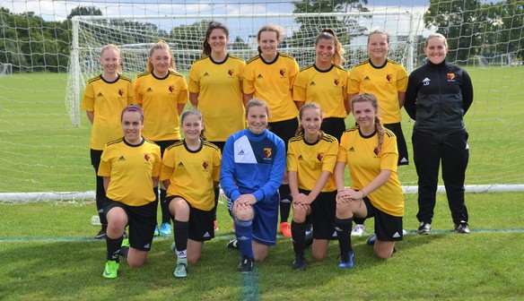 Competitive Weekend For Girls Academy