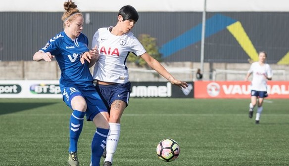 Battling performance from Ladies on WSL debut
