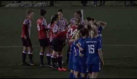 Durhan v Sunderland Continental Cup