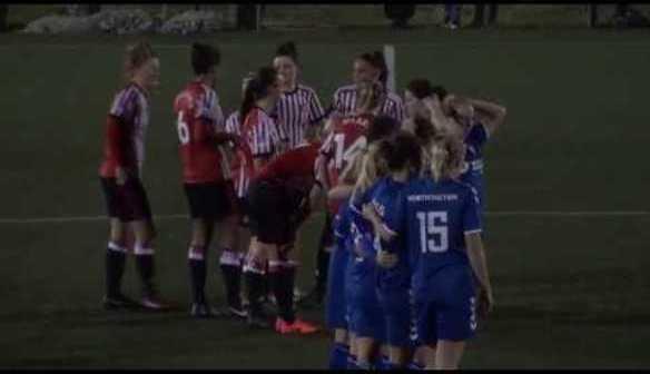 Match Highlights: Durham v SAFC Ladies