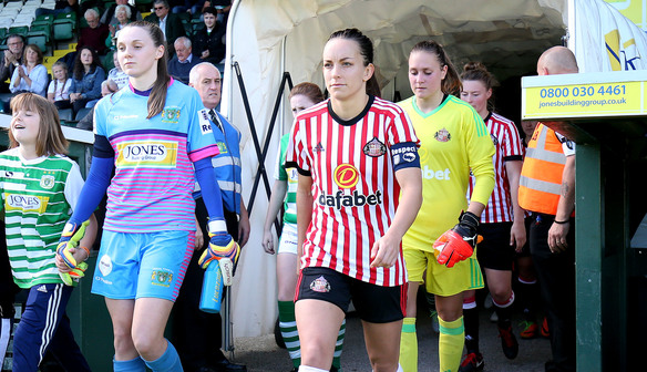Report: SAFC Ladies 2-1 Yeovil Town