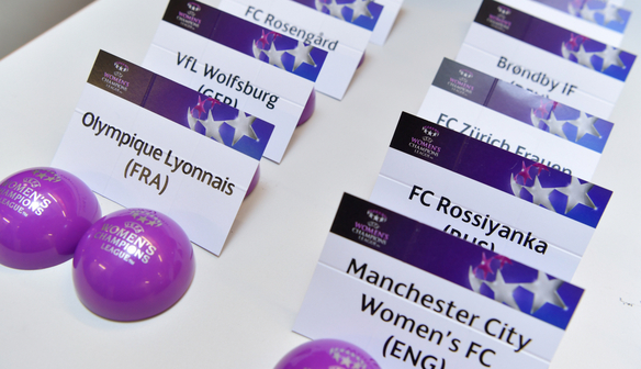 City learn UWCL last 32 opponents