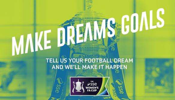 WIN: FA Launch 'Make Dreams Goals' Competition