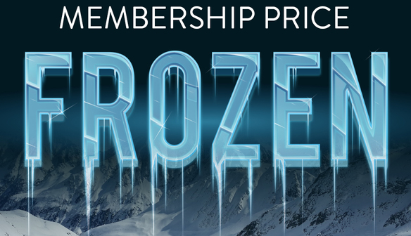 News | Membership Price Freeze in 2018!