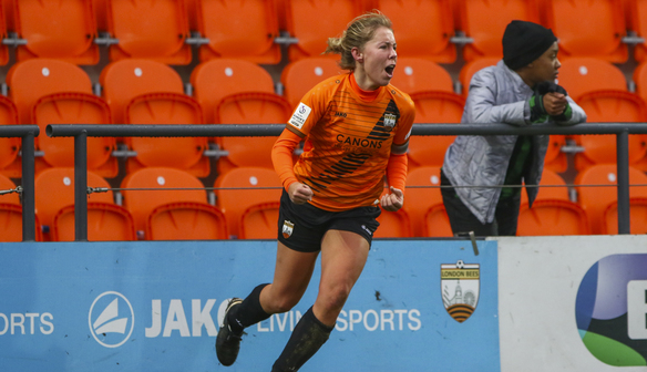 Match Gallery | London Bees 1 - Brighton & Hove Albion 1