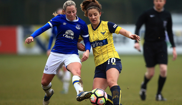 In-form Magill helps Everton start Spring Series in style