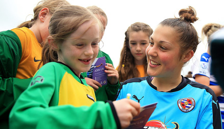 Here's how you can become an FA WSL Sister Club