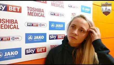 Interview | Paula Howells speaks ahead of Continental Cup match vs Millwall