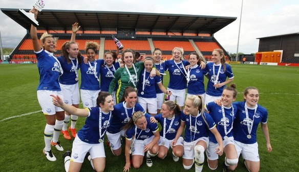 Everton have been elected to FA Women's Super League 1