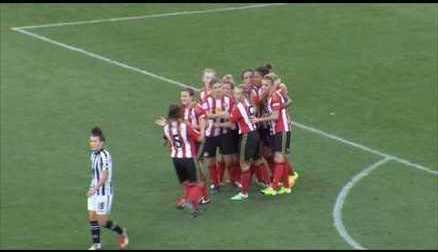 Notts County Ladies 2-1 SAFC Ladies