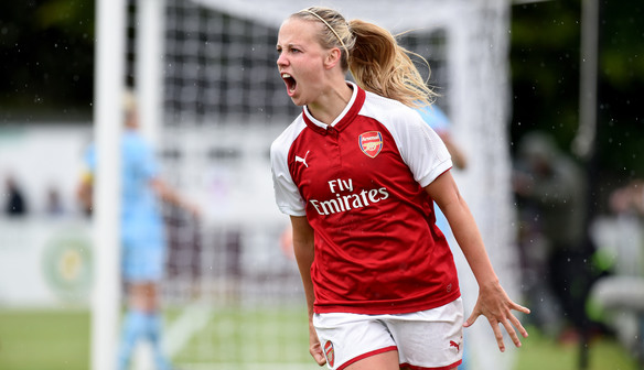 Mead targets consistency as Arsenal finish third