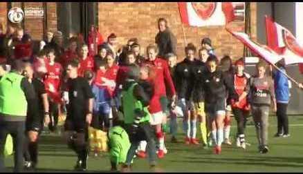Arsenal Women 3-0 SAFC Ladies