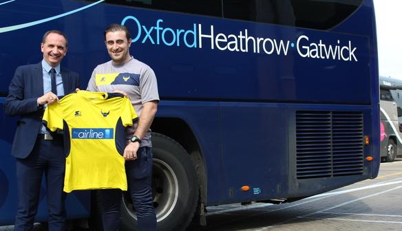 Oxford Bus Company Renews Womens' Sponsorship