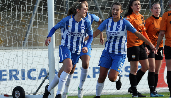 REPORT: ALBION 3 LONDON BEES 1
