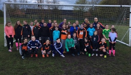 Become and SAFC Ladies' Sister Club