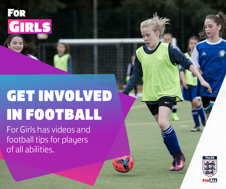 Girls FootballWeek