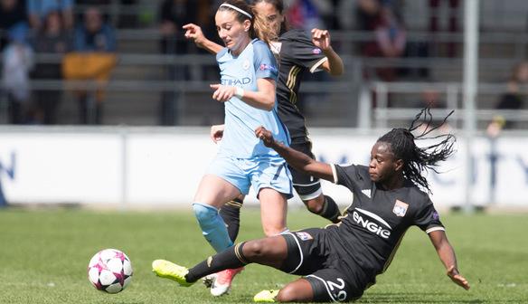 Report: City 1-3 Lyon