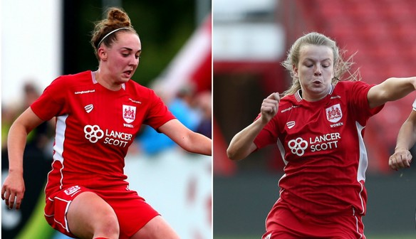 Palmer And Hemp Selected For England Under-18 Training Camp