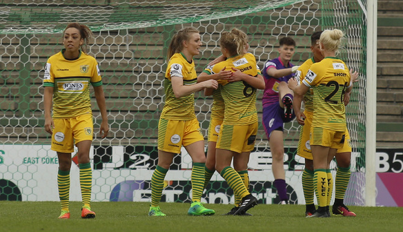 Liverpool better Yeovil on Glovers' FA WSL 1 debut