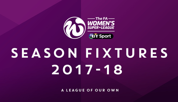 2017-18 Fixtures