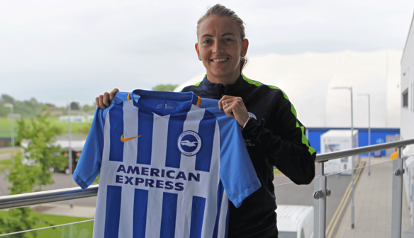 ALBION SIGN WALES INTERNATIONAL