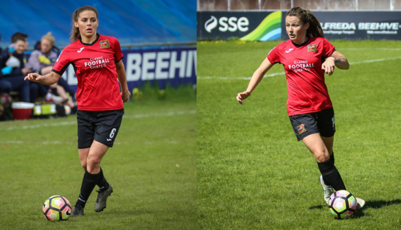 International Call Ups For Sheffield FC Ladies' Players