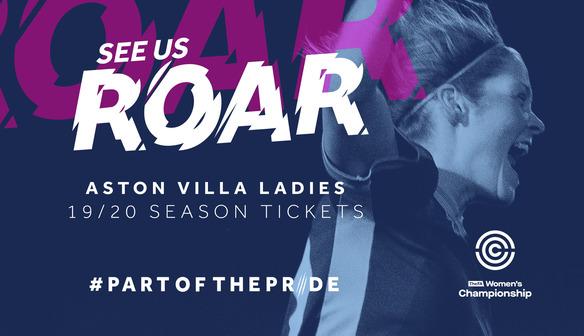 2019/20 Season Tickets Launch