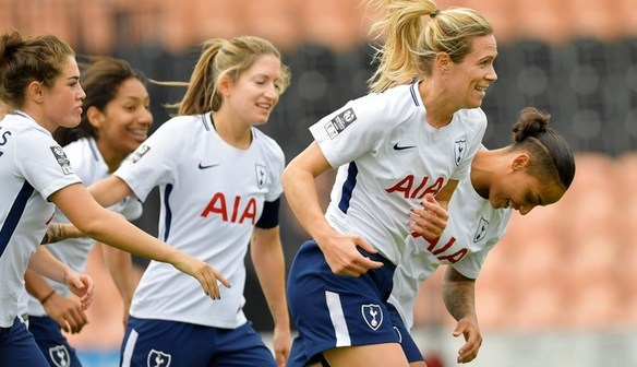 Spurs Ladies dig deep for first away win in WSL 2