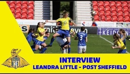 Leandra Little - Post Sheffield