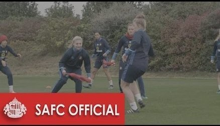 SAFC Ladies Training
