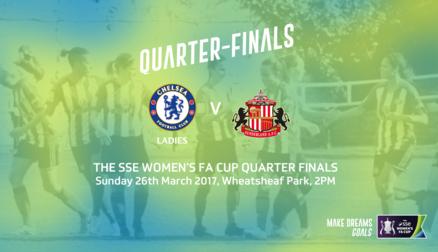 FA CUP Quarter-Finals