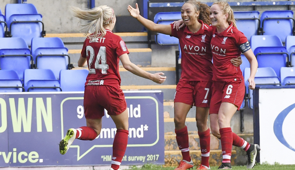 Reds trip to Chelsea FC Women moves to 12:30pm KO