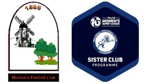 Headcorn FC become sister club.