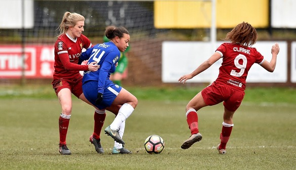 Match Report: Liverpool Ladies suffer Chelsea FA Cup loss