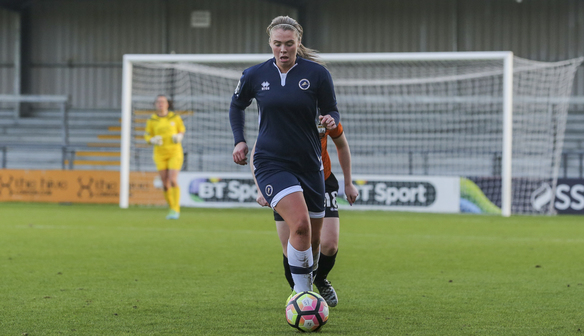 Nov 5 London Bees 3 Millwall Lionesses 4