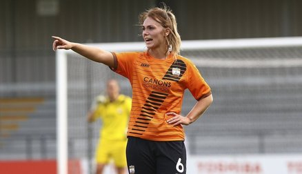 Interview | Rosie Lane ahead of facing former club Oxford United