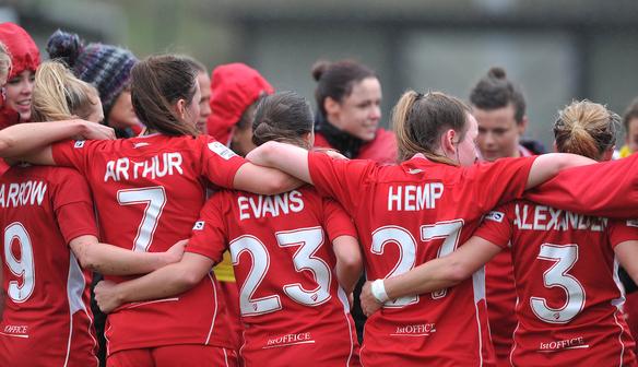 GOALS: Bristol City Women 5-0 Millwall Lionesses