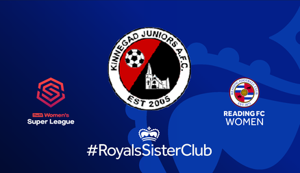 Meet our #RoyalsSisterClub Kinnegad Juniors FC