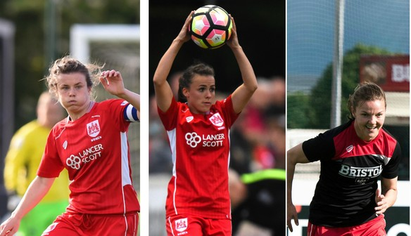 City Women Trio To Represent Wales In Two Portugal Fixtures