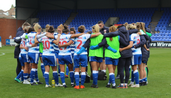 Match Report | Liverpool v Reading FC Women