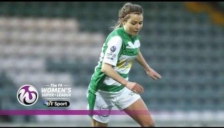 Yeovil Town Ladies 4-2 Aston Villa Ladies | Goals & Highlights