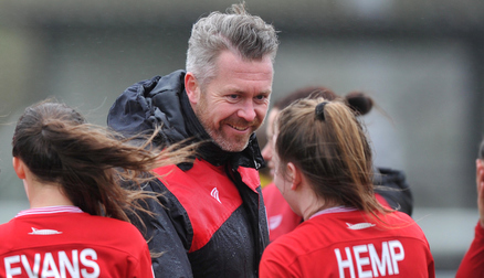 Kirk Commits Future To Bristol City Women